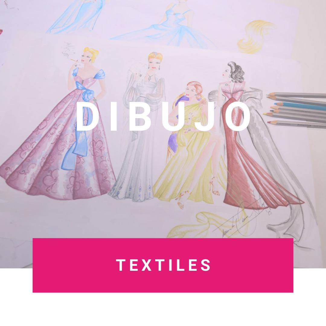 Dibujo – Textiles