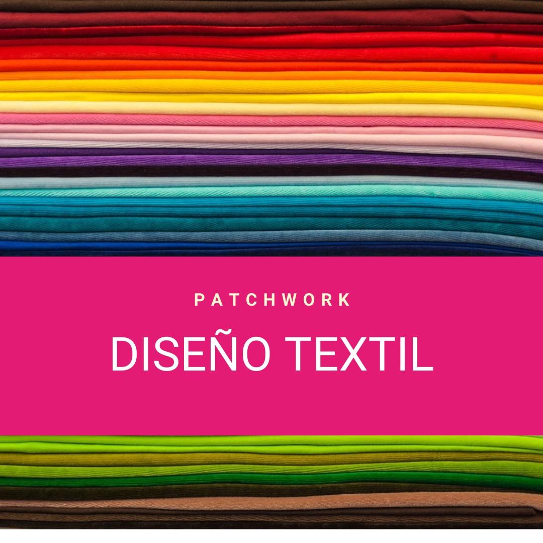 Diseño Textil – Patchwork
