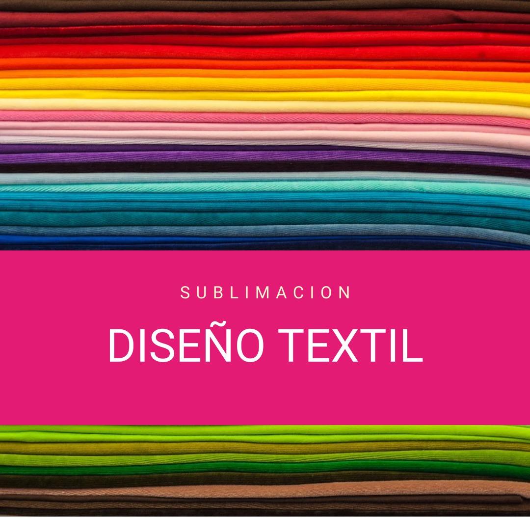 Diseño Textil – Sublimación
