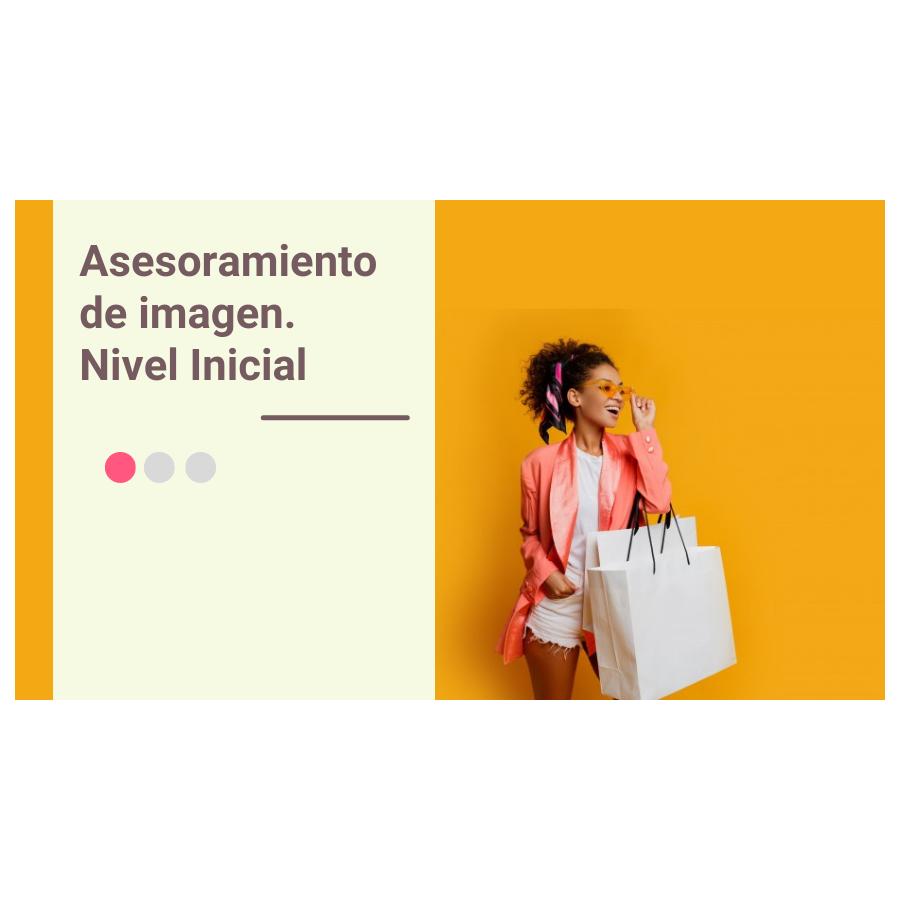 Asesoramiento de imagen – Nivel Inicial