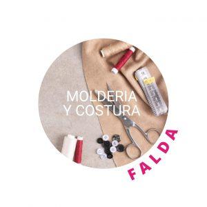 Moldería y costura – Pollera / Falda