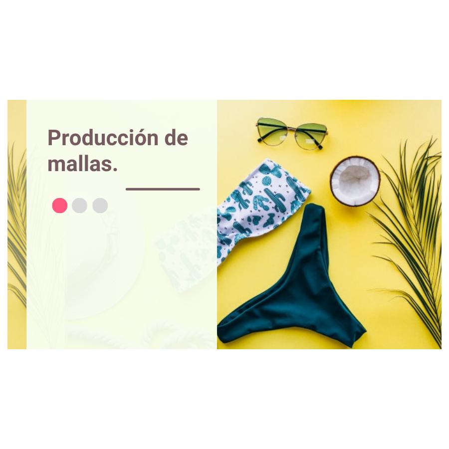 Produccion de mallas