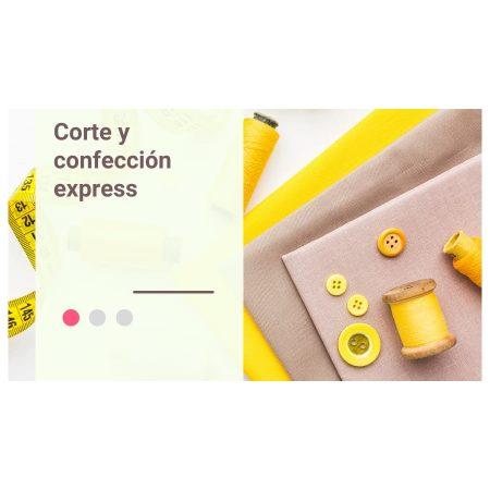 Corte y confección express
